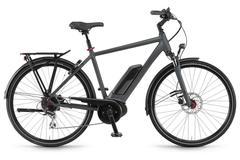 Affitto con pagamento online: E-TREKKING WINORA Sinus Tria 8 - Noleggio bici Lago Maggiore