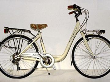 Affitto con pagamento online: Noleggio Bici CITY BIKE CLASSICA (Donna) - Punta Sabbioni