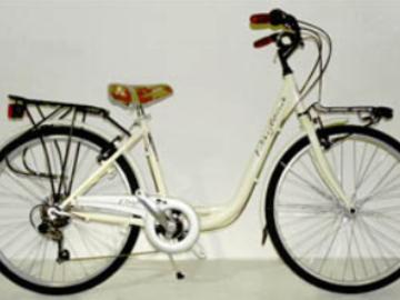 Affitto con pagamento online: Noleggio Bici CITY BIKE (Bambina) - Punta Sabbioni