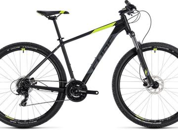 "Renting out with online payment: MTB CUBE AIM PRO 29"" - Noleggio bici Lago Maggiore"