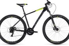 """Affitto con pagamento online: MTB CUBE AIM PRO 29"""" - Noleggio bici Lago Maggiore"""