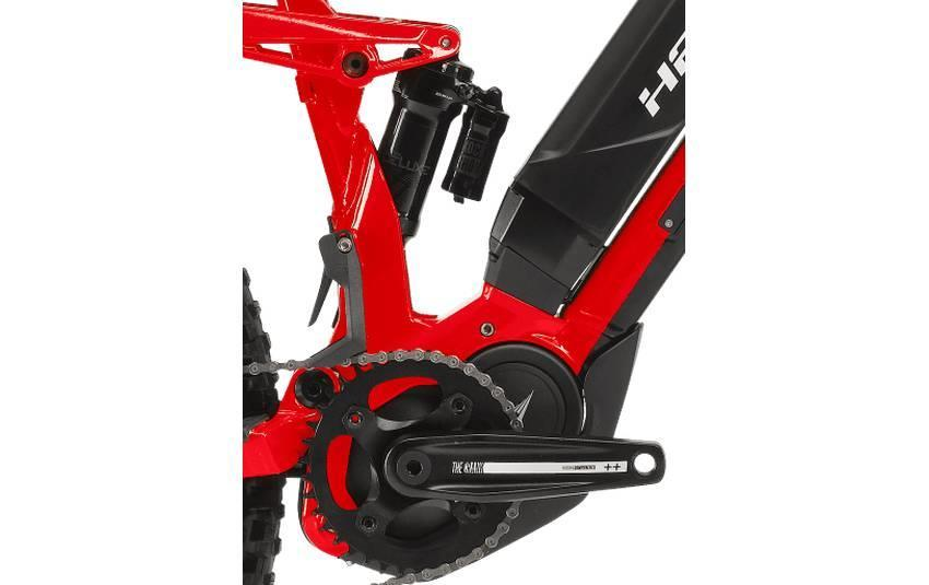 E-Enduro HAIBIKE XDURO NDURO 2.0 - Noleggio bici Lago Maggiore