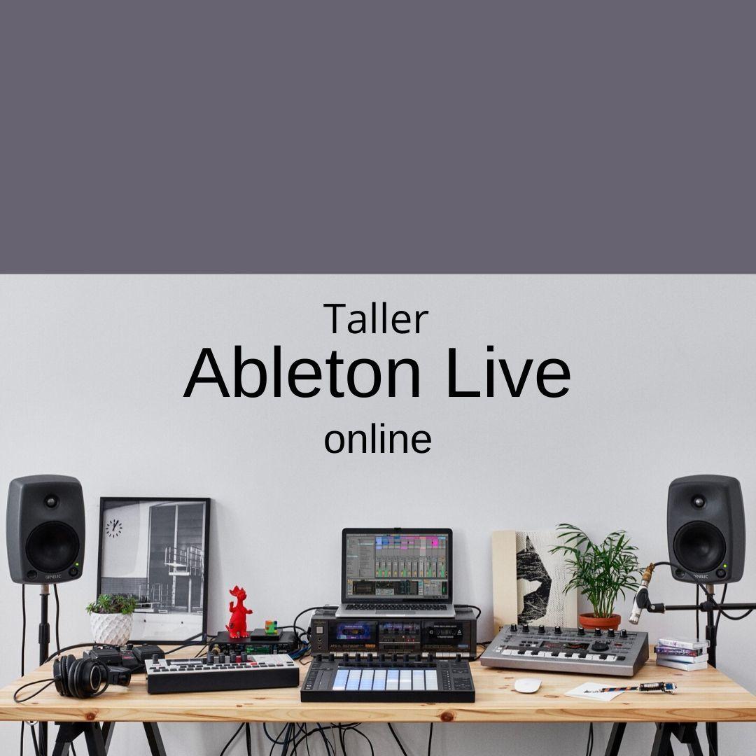 Clases / Producción musical con Ableton Live