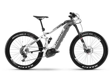 Affitto con pagamento online: eMTB HAIBIKE XDURO ALLMNT 3.0 - Noleggio bici Lago Maggiore