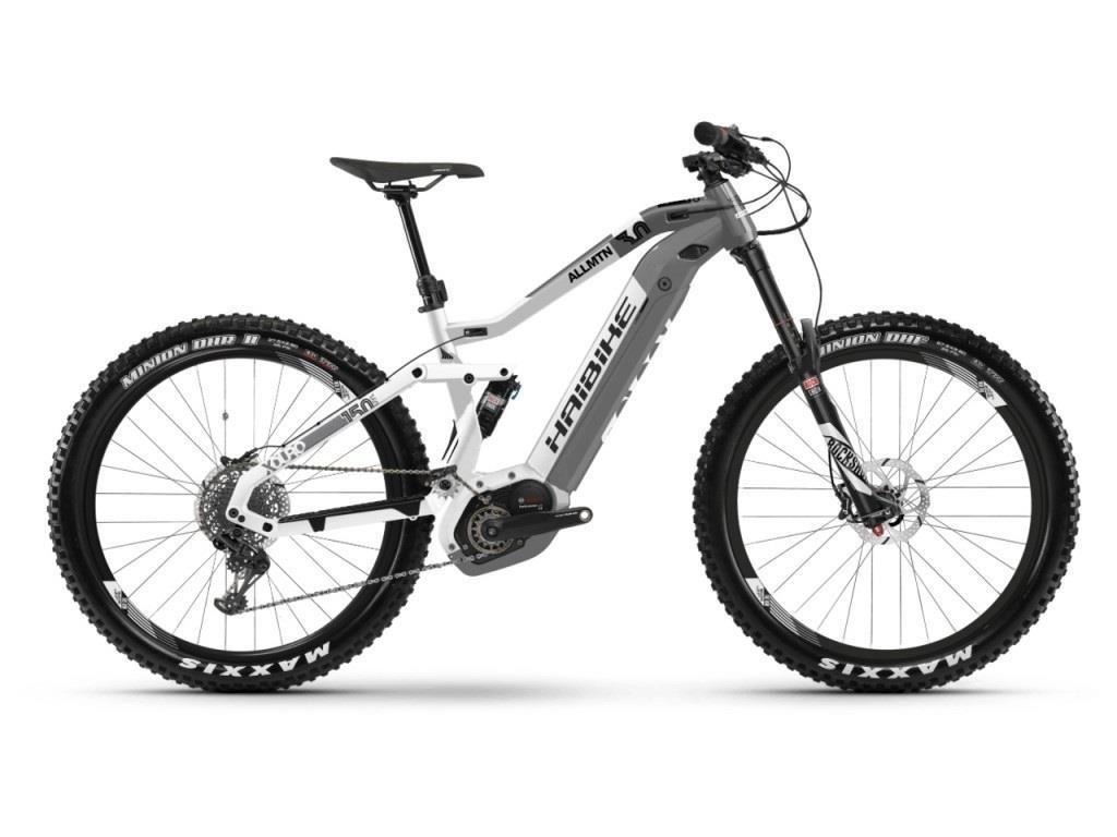 eMTB HAIBIKE XDURO ALLMNT 3.0 - Noleggio bici Lago Maggiore