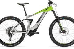 Affitto con pagamento online: E-Enduro CUBE STEREO HYBRID 160RACE - Noleggio bici Lago Maggiore