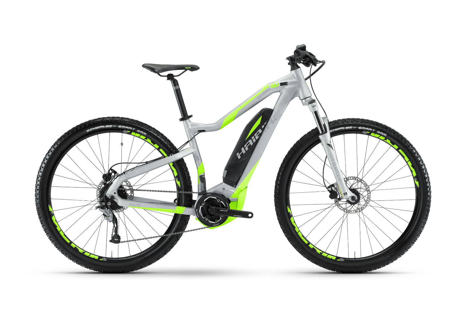 E-MTB HAIBIKE SDURO HardNine 4.0 - Noleggio bici Lago Maggiore