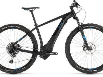 Renting out with online payment: E-MTB CUBE REACTION HYBRID Eagle - Noleggio bici Lago Maggiore