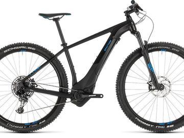 Affitto con pagamento online: E-MTB CUBE REACTION HYBRID Eagle - Noleggio bici Lago Maggiore