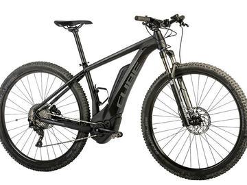 Affitto con pagamento online: eMTB CUBE REACTION HYBRID HPA SL500 - Noleggio bici Lago Maggiore