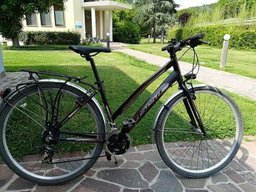 Affitto con pagamento online: FRERA Touring Donna - Noleggio bici Padova