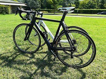 Affitto con pagamento online: FULL CARBON - Noleggio bici da corsa Padova