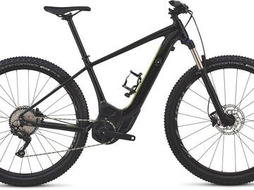 Affitto con pagamento online: Noleggio Bici E-Mtb Specialized Levo HT 29 - Cortina