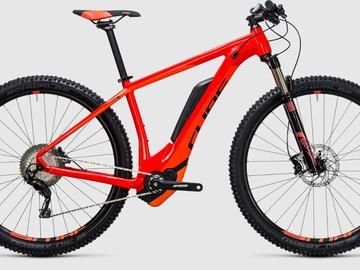 Affitto con pagamento online: Noleggio Bici E-Mtb Vip Cube Hybrid HPA SL 500 - Cortina