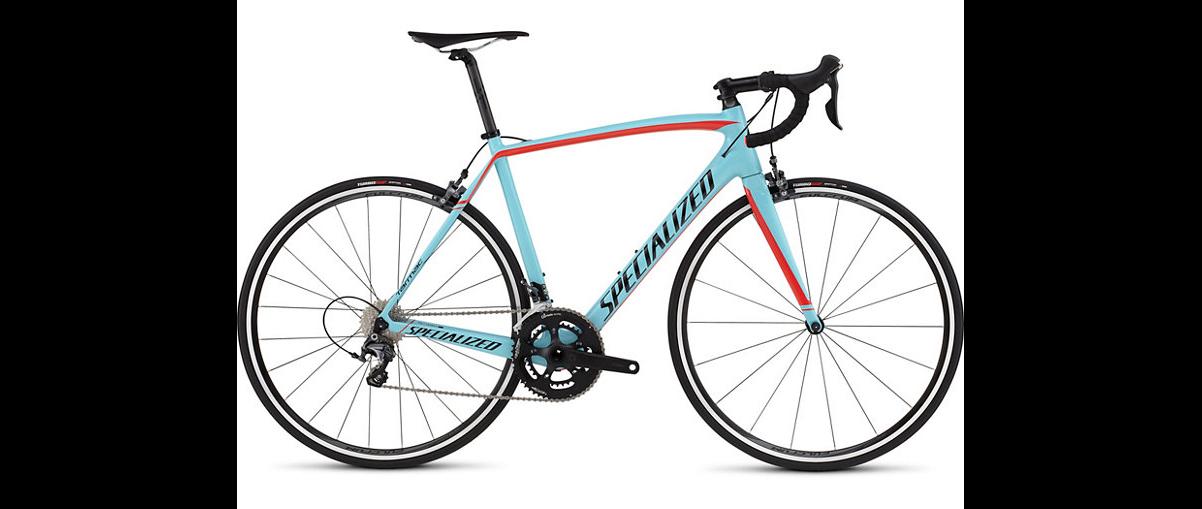 Noleggio Bici Carbon Vip Specialized Tarmac Comp - Cortina