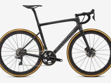 Affitto con pagamento online: Noleggio Bici Carbon Exclusive Specialized SW TarmacSL6 - Cortina