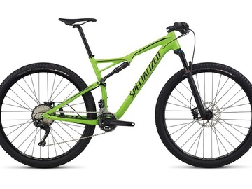 Noleggio Bici MTB Top Specialized Epic FSR Comp M5 29 - Cortina