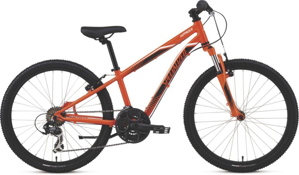 """Noleggio Bici MTB Junior Specialized Hotrock 24"""" (10-14 Anni)"""