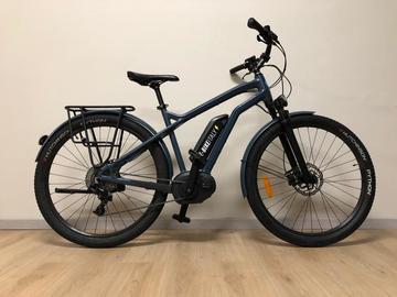 Affitto con pagamento online: MOUSTACHE XROAD 27 - Noleggio ecity bike Bergamo