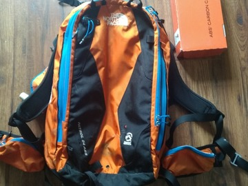 Selling: ABS bag - The North Face Patrol 24 - used