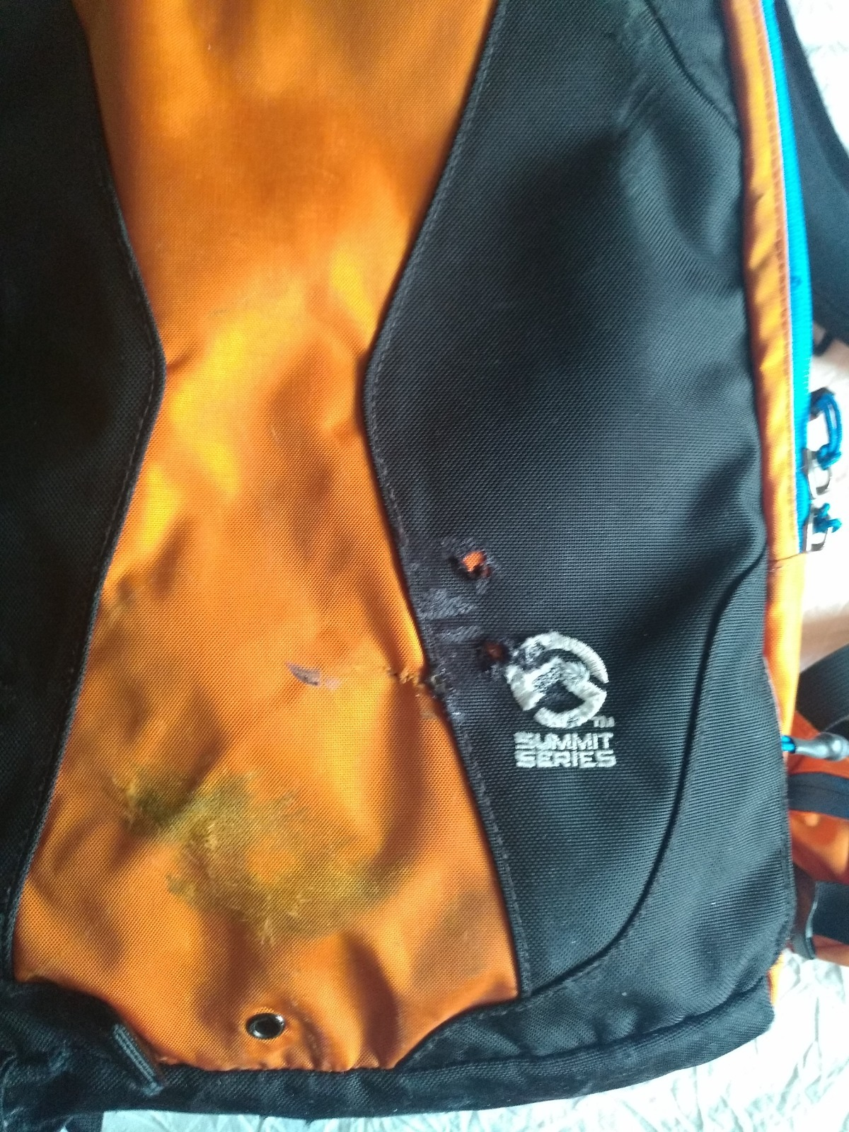 ABS bag - The North Face Patrol 24 - used
