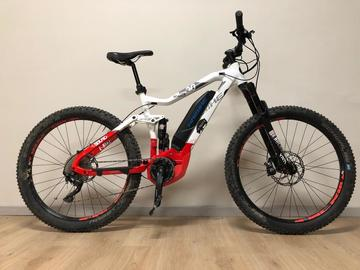 Renting out with online payment: HAIBIKE 6.0 Full - Noleggio emtb Bergamo