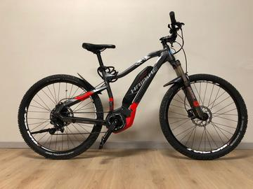 Renting out with online payment: HAIBIKE 3.0 Front - Noleggio emtb Bergamo