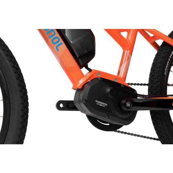 Noleggio Bici E-Mtb Rossignol E-Track24 (Junior) - Capo di Ponte