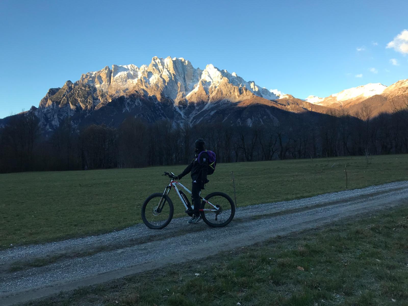 Noleggio bici E-MTB Rossignol E-Track Trail Two - Capo di Ponte