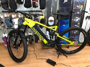 Affitto con pagamento online: Noleggio bici E-Mtb Rossignol E-track Trail Two - Monte Pora