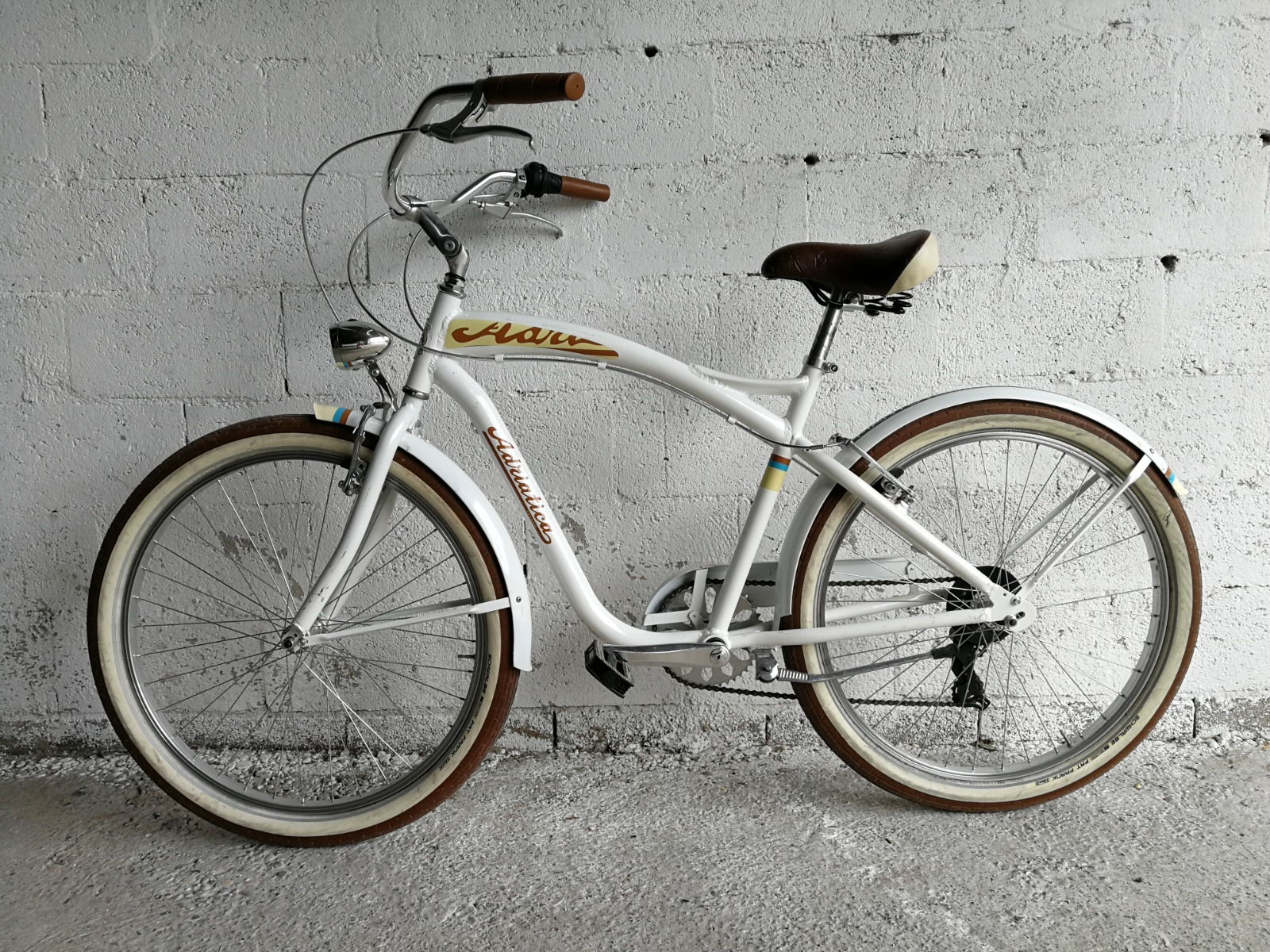 CRUISER CITY BIKE ADRIATICA - Noleggio bici Mantova