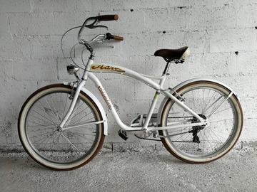 Affitto con pagamento online: CRUISER CITY BIKE ADRIATICA - Noleggio bici Marengo