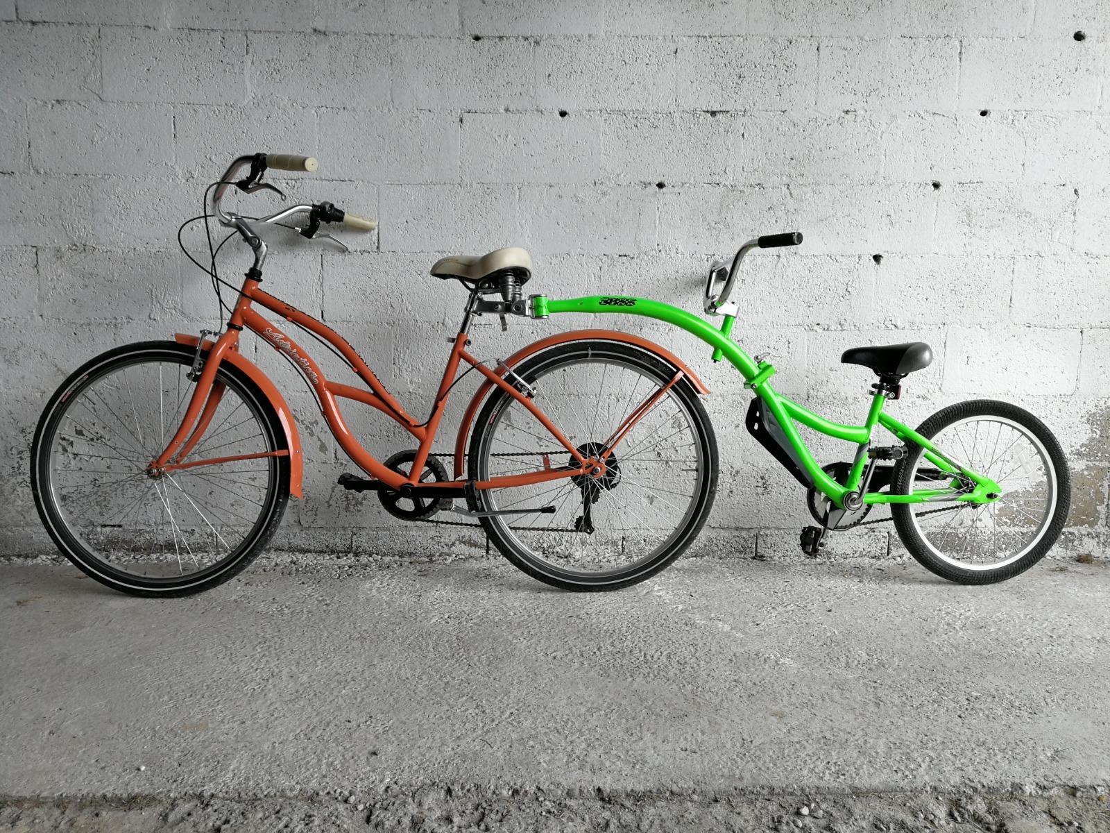 Noleggio CAMMELLINO per bici - Mantova