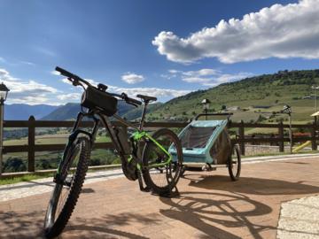 Affitto con pagamento online: Noleggio bici E-Mtb Bulls Full Suspensions (Taglia L) - Erbezzo