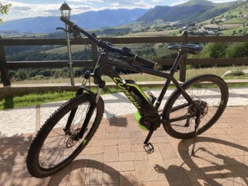 Affitto con pagamento online: Noleggio Bici E-Mtb Conway Front (Taglia M) - Erbezzo