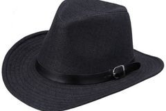 Selling: Black Hat for Men