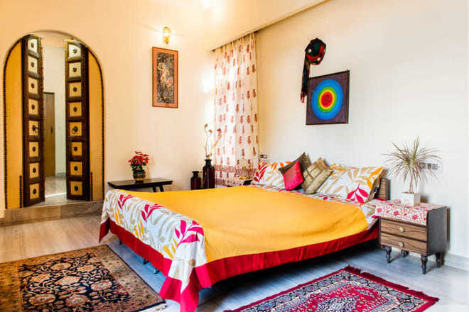 Renting out: Kalpana Yoga Homestay , AJMER ROAD , JAIPUR
