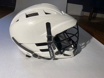 Selling: Combo Youth Lacrosse helmet and Stick