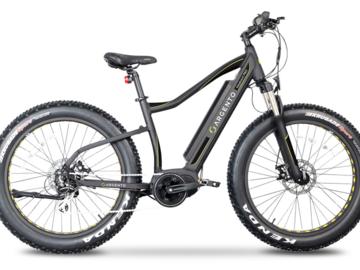 Affitto con pagamento online: Noleggio Bici ELEPHANT PRO Argento - Valdobbiadene