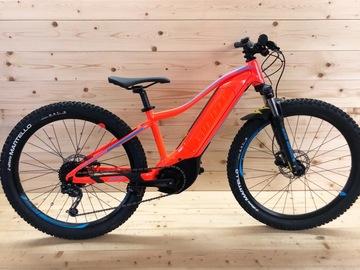 Affitto con pagamento online: Noleggio Bici GIANT FATHOM E+ 3 (Junior) - Domodossola