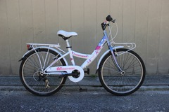 Affitto con pagamento online: CITY BIKE Bimba - Noleggio bici Lago di Garda