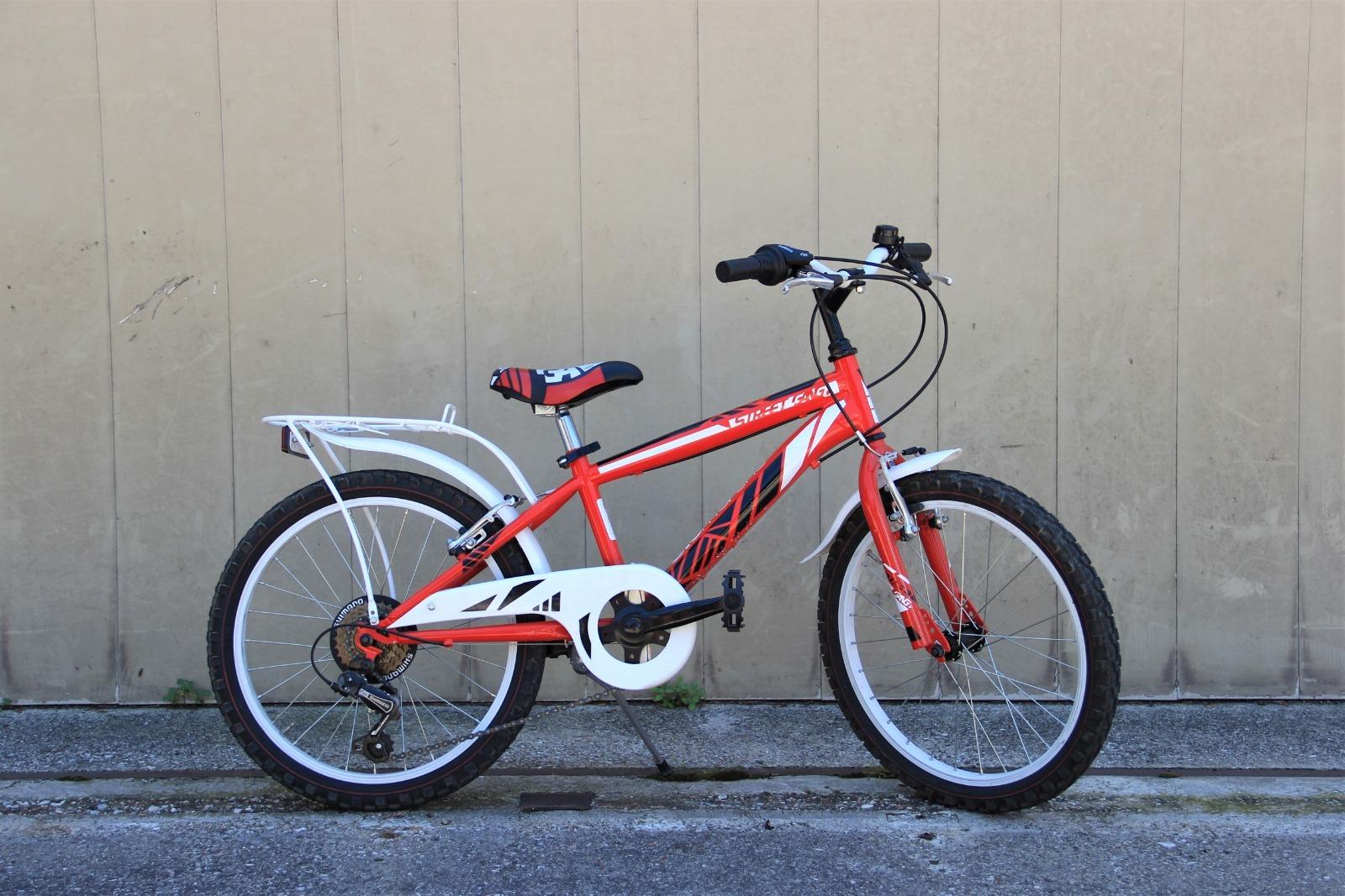 MTB Bambino - Noleggio mountain bike Lago di Garda