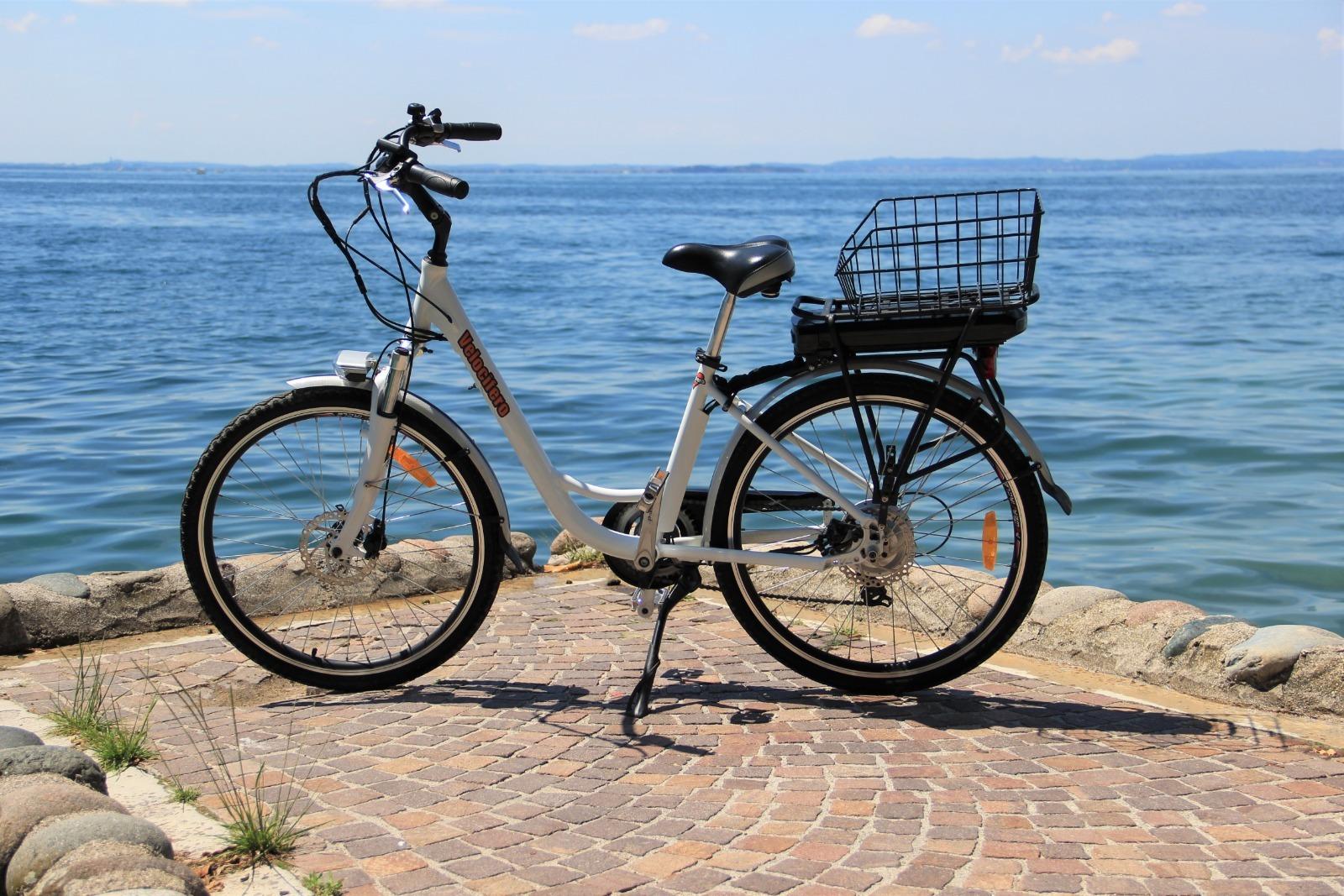 E-CITY BIKE - Noleggio ebike Lago di Garda
