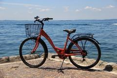 Affitto con pagamento online: CITY BIKE CLASSICA Donna - Noleggio bici Lago di Garda
