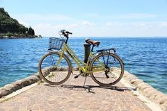 Affitto con pagamento online: CITY BIKE CLASSICA - Noleggio bici Lago di Garda