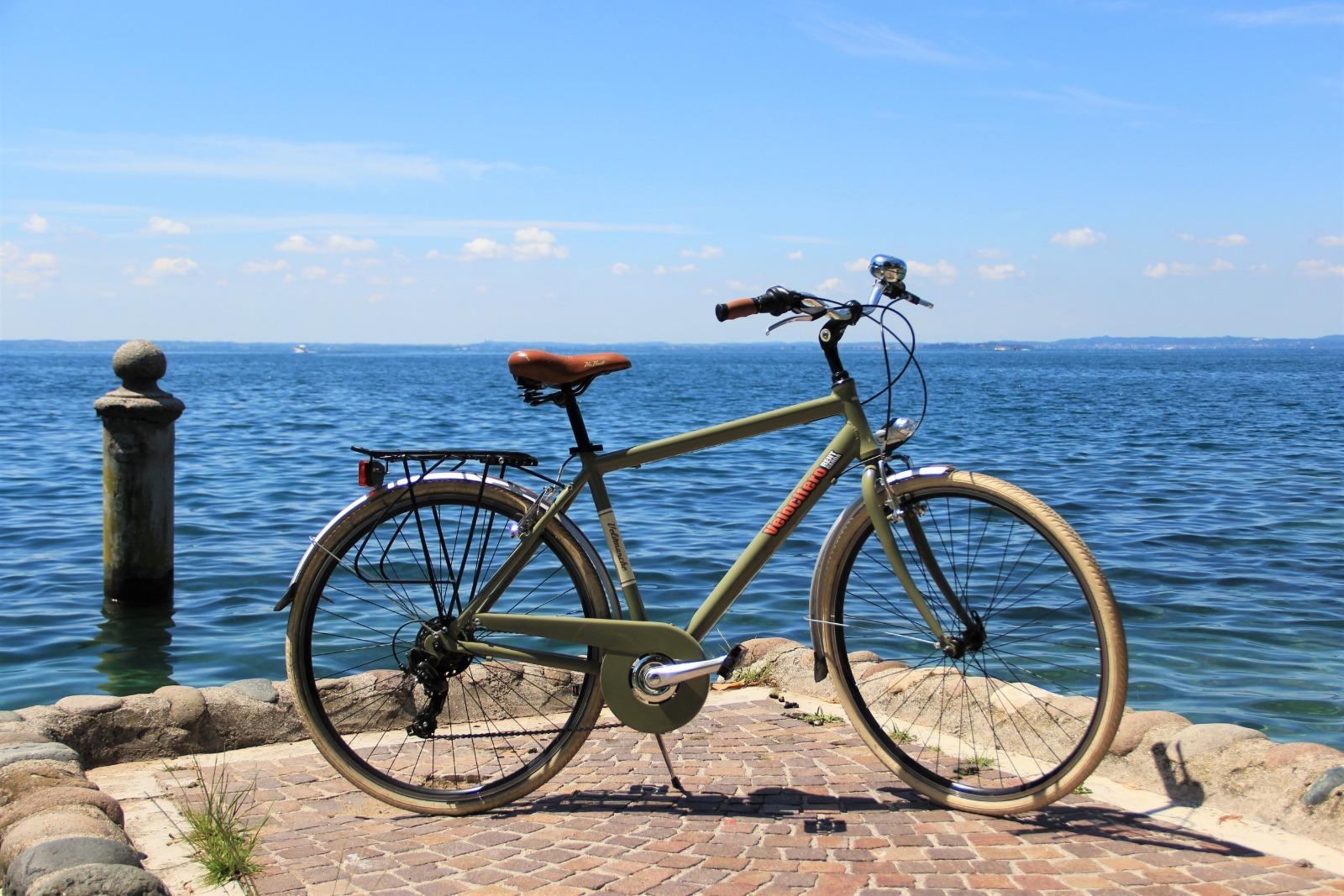 CITY BIKE CLASSICA - Noleggio bici Lago di Garda