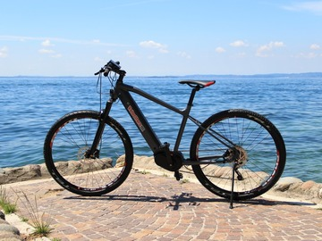 Renting out with online payment: E-MTB - Noleggio ebike Lago di Garda