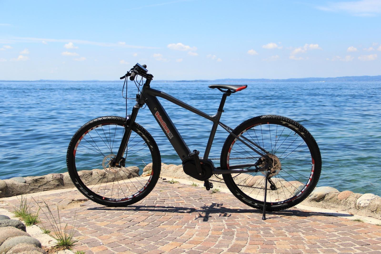 E-MTB - Noleggio ebike Lago di Garda