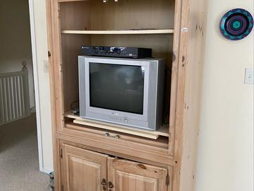 Sell: Wooden TV Cabinet