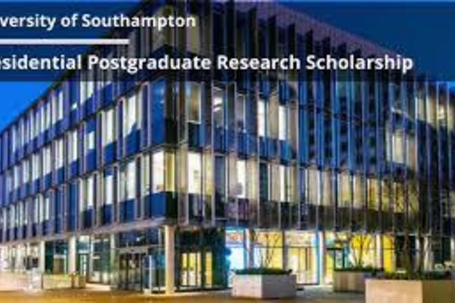 Зарлал: University of Southampton - Presidential Postgraduate Research Sc